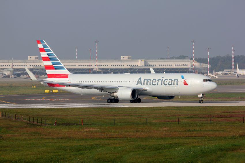 קו תעופה חדש - מטוס אמריקן אירליינס