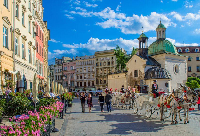 פולין מדינה ירוקה