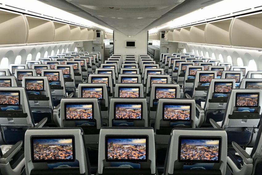 מטוס 787 של אל על
