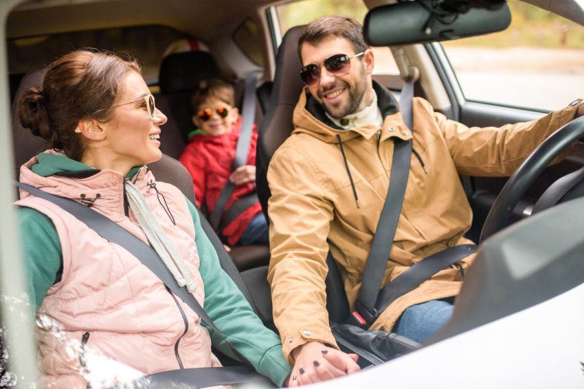 ביטוח טריפ גרנטי בתמונה חופשה משפחתית