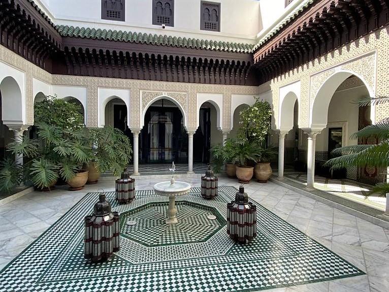 טיסות ישירות למרוקו - מלון במרוקו