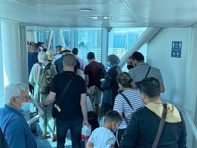 טיסת ארקיע לדובאי