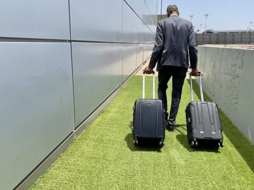 שירות VIP - מהטרקלין ישירות למטוס