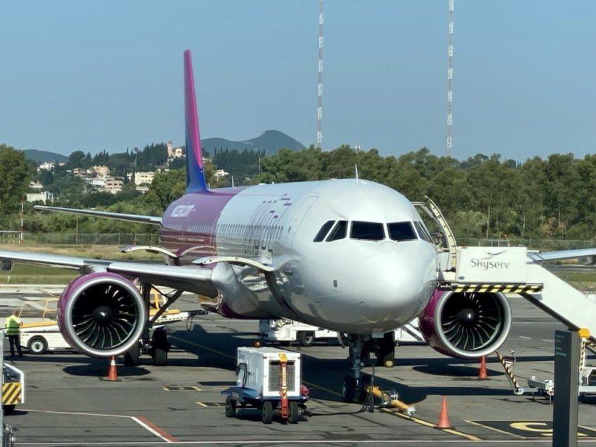 מטוס וויזאייר