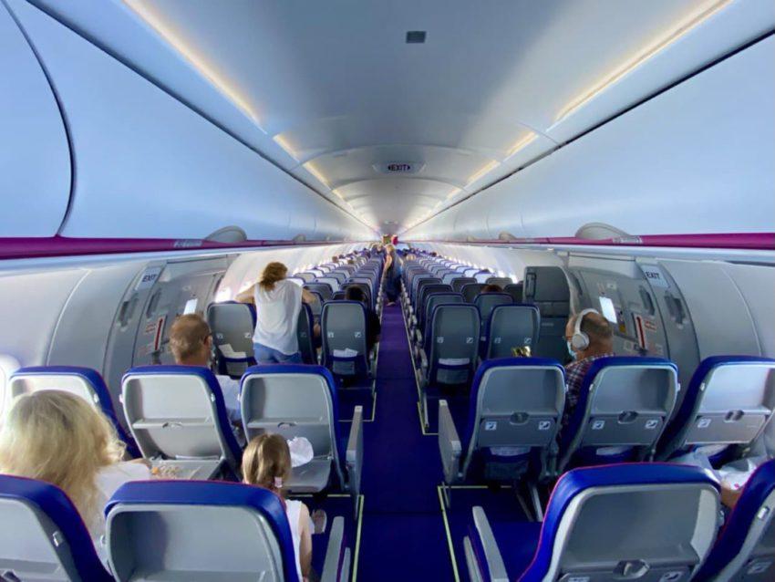 מטוס איירבאס וויזאייר